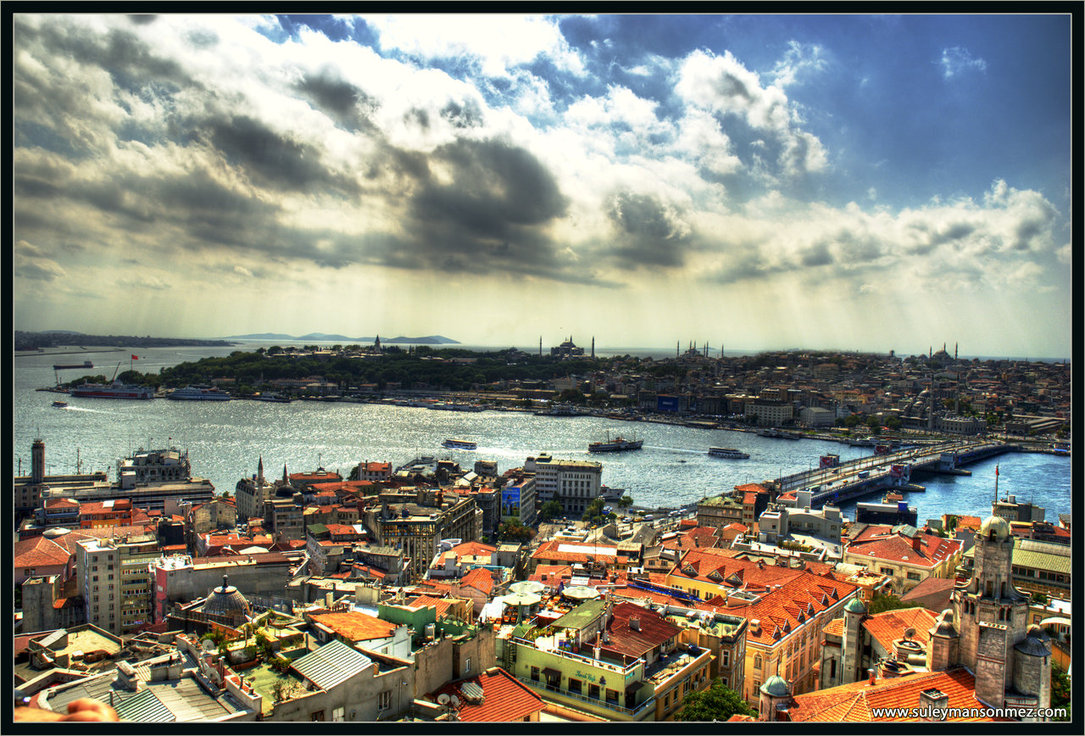 Istanbul_HDR_1_by_ssonmez